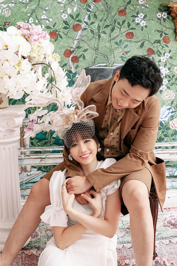 Hari Won khoe loạt ảnh cực ngọt tại Hàn mừng sinh nhật Trấn Thành, chỉ một lời chúc cũng làm bao người ngưỡng mộ! - Ảnh 5.