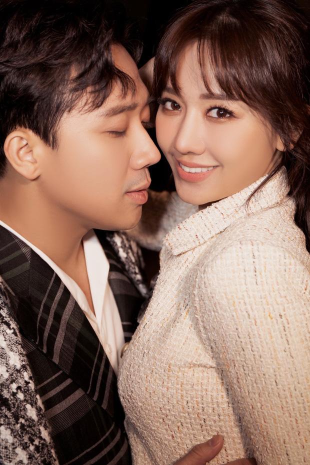 Hari Won khoe loạt ảnh cực ngọt tại Hàn mừng sinh nhật Trấn Thành, chỉ một lời chúc cũng làm bao người ngưỡng mộ! - Ảnh 6.
