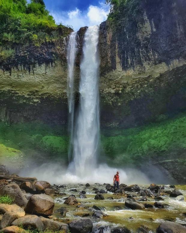 """Đã tìm ra thác nước đẹp nhất Tây Nguyên lên hình """"ảo"""" như cổ tích, vậy mà đó giờ lại hiếm người biết đến vậy - Ảnh 23."""