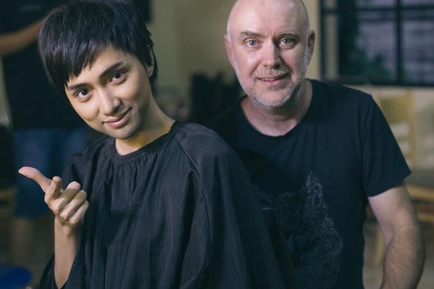 Hương Giang bạo tay mời hẳn chuyên gia makeup sừng sỏ Hollywood giúp chuyển giới ngược ở Sắc Đẹp Dối Trá - Ảnh 5.