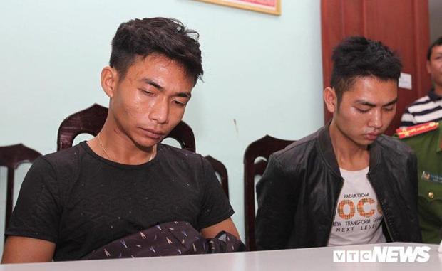 Hoàn tất cáo trạng truy tố hai bị can sát hại dã man nam sinh chạy Grab - Ảnh 1.