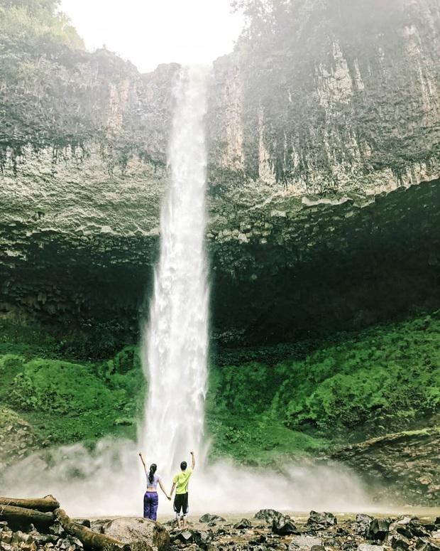 """Đã tìm ra thác nước đẹp nhất Tây Nguyên lên hình """"ảo"""" như cổ tích, vậy mà đó giờ lại hiếm người biết đến vậy - Ảnh 4."""