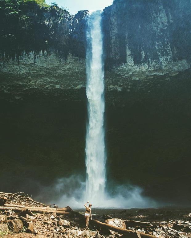 """Đã tìm ra thác nước đẹp nhất Tây Nguyên lên hình """"ảo"""" như cổ tích, vậy mà đó giờ lại hiếm người biết đến vậy - Ảnh 5."""
