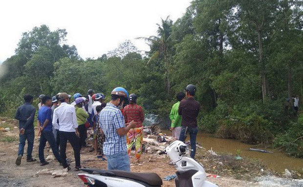 Bắt khẩn cấp nghi can trong vụ án nam thanh niên tử vong cạnh xe máy ở Kiên Giang - Ảnh 1.