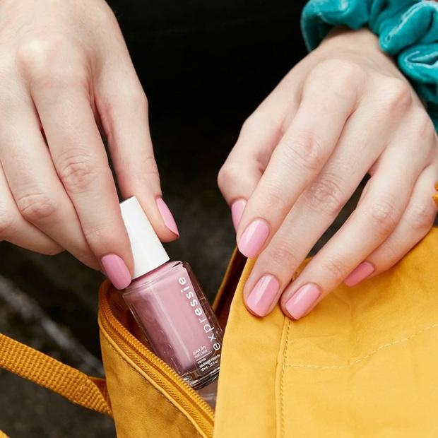Gợi ý 14 bộ nail xinh hết cỡ cho dịp Valentine các nàng nên lưu lại để triển dần - Ảnh 14.