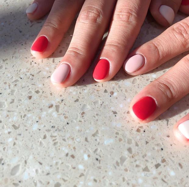 Gợi ý 14 bộ nail xinh hết cỡ cho dịp Valentine các nàng nên lưu lại để triển dần - Ảnh 7.