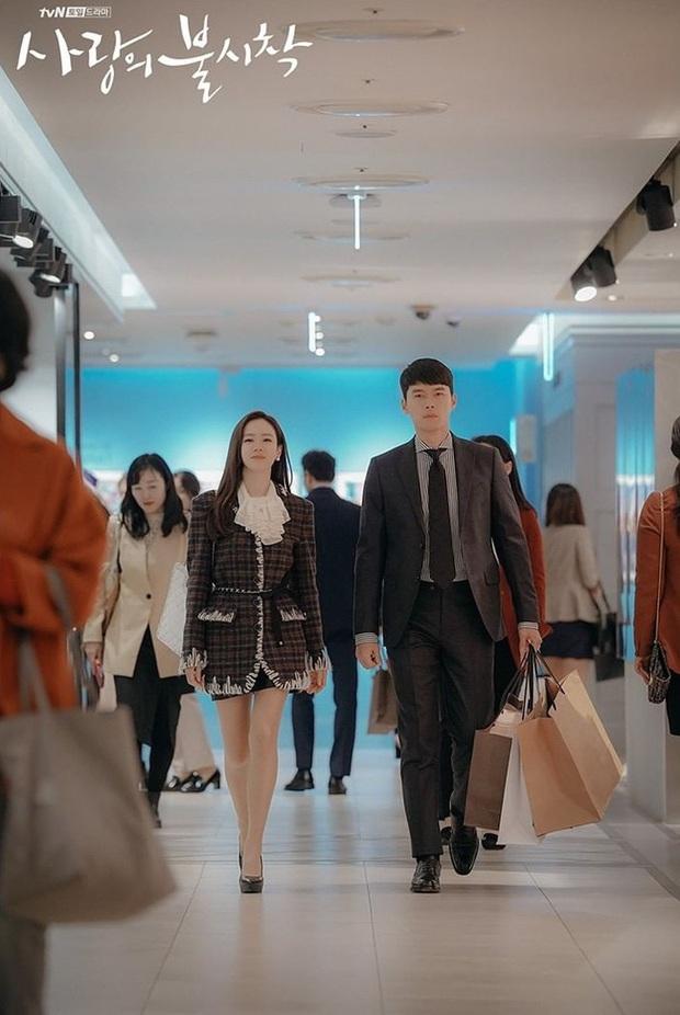 Muốn lịm đi mỗi lần Hyun Bin diện vest cực bảnh trong Hạ Cánh Nơi Anh, lỡ mai này rời xa thì Son Ye Jin biết sống sao? - Ảnh 7.