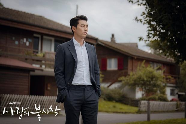 Muốn lịm đi mỗi lần Hyun Bin diện vest cực bảnh trong Hạ Cánh Nơi Anh, lỡ mai này rời xa thì Son Ye Jin biết sống sao? - Ảnh 10.
