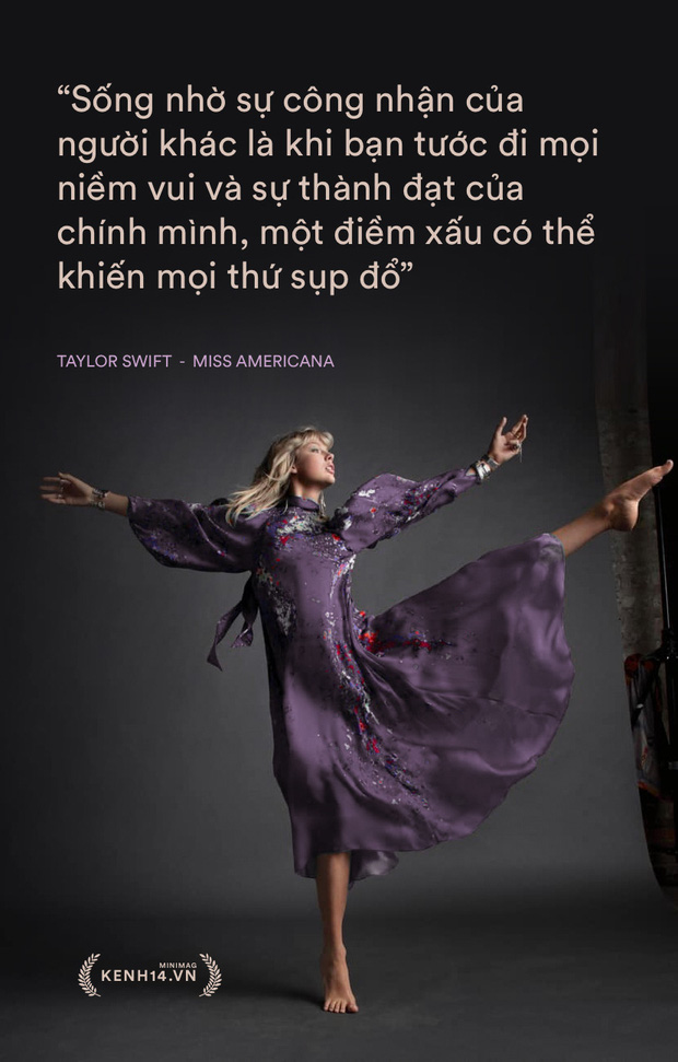 Taylor Swift: Cái giá của 10 chiếc kèn Grammy đáp trả Kanye West và hạnh phúc suýt đánh rơi vì sợ người khác phán xét - Ảnh 3.