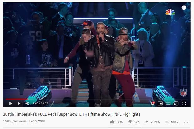 Sân khấu Super Bowl của Shakira và Jennifer Lopez đã vượt 100 triệu view sau 4 ngày, vượt xa Lady Gaga, Beyoncé hay Justin Timberlake... - Ảnh 5.