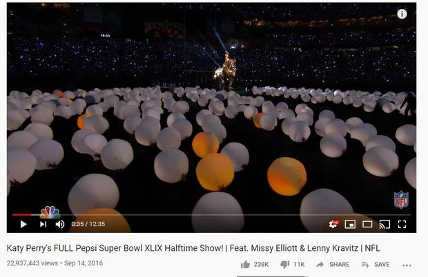Sân khấu Super Bowl của Shakira và Jennifer Lopez đã vượt 100 triệu view sau 4 ngày, vượt xa Lady Gaga, Beyoncé hay Justin Timberlake... - Ảnh 9.