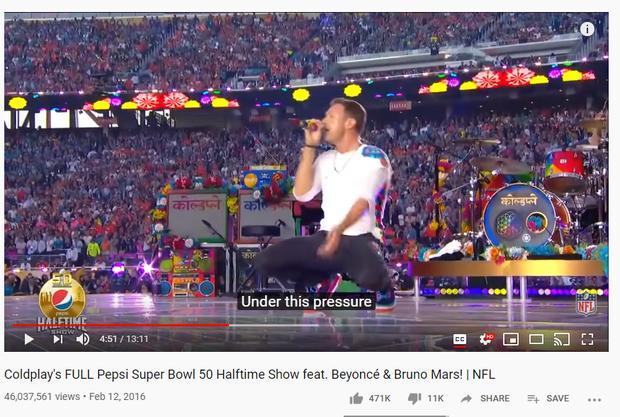 Sân khấu Super Bowl của Shakira và Jennifer Lopez đã vượt 100 triệu view sau 4 ngày, vượt xa Lady Gaga, Beyoncé hay Justin Timberlake... - Ảnh 11.