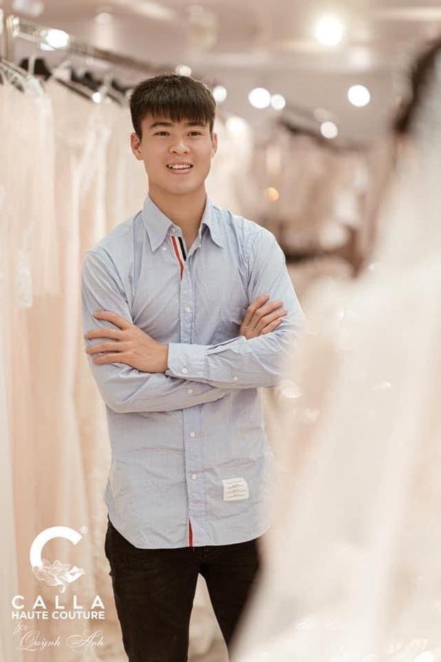 Quỳnh Anh hé lộ chiếc váy cưới đẹp nhất đời, khiến Duy Mạnh mê mẩn ngắm nhìn - Ảnh 3.