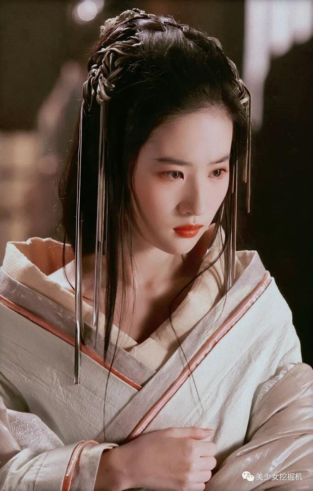 Dàn mỹ nhân châu Á đẹp từ trong trứng nước: IU và mỹ nữ 4000 năm đúng là báu vật, Lưu Diệc Phi gây tranh cãi ở tuổi 33 - Ảnh 58.