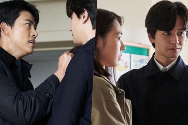 The Game Towards Zero: Phim trinh thám bánh cuốn, Taecyeon đẹp hút hồn nhưng Lee Yeon Hee vẫn đơ như tượng - Ảnh 7.