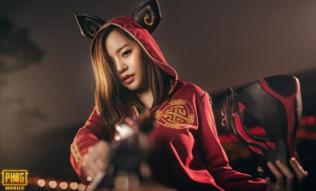 PUBG Mobile Thái Lan tung bộ ảnh nàng chuột Canh Tí, quyến rũ từng centimet, fan đòi bắt về nuôi - Ảnh 1.