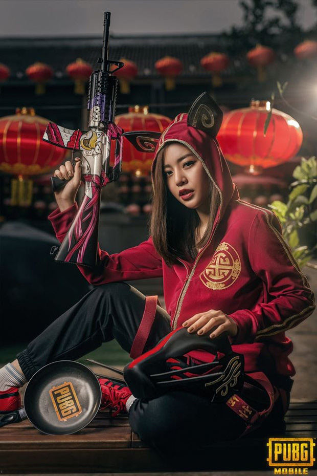 PUBG Mobile Thái Lan tung bộ ảnh nàng chuột Canh Tí, quyến rũ từng centimet, fan đòi bắt về nuôi - Ảnh 2.