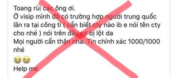 Phạt cô gái Hải Phòng 10 triệu vì tung tin người Trung Quốc lăn ra công ty do virus corona - Ảnh 2.