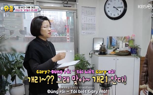Fan Monday Couple sướng rơn khi lần đầu tiên sau 3 năm, Kang Gary gọi tên Song Ji Hyo trên show thực tế! - Ảnh 2.