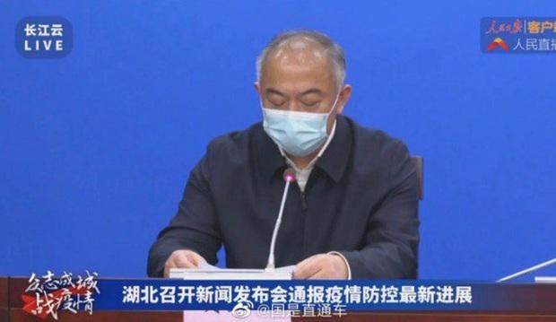 Quan chức Vũ Hán thừa nhận nhiều người nhiễm nCoV không được điều trị - Ảnh 1.