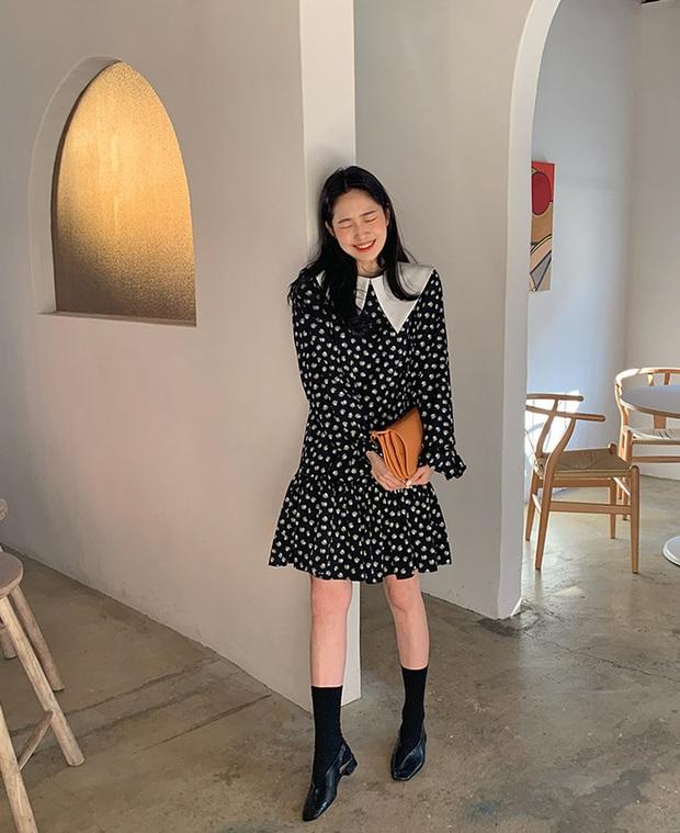 3 kiểu váy hoa xinh xắn quá mức quy định con gái Sài thành nên sắm ngay để còn chụp hình sống ảo - Ảnh 11.