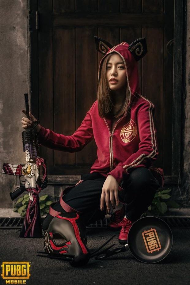 PUBG Mobile Thái Lan tung bộ ảnh nàng chuột Canh Tí, quyến rũ từng centimet, fan đòi bắt về nuôi - Ảnh 3.