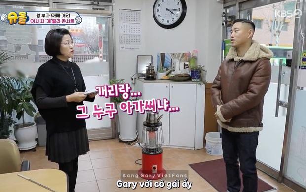 Fan Monday Couple sướng rơn khi lần đầu tiên sau 3 năm, Kang Gary gọi tên Song Ji Hyo trên show thực tế! - Ảnh 3.
