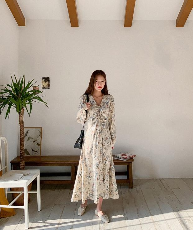 3 kiểu váy hoa xinh xắn quá mức quy định con gái Sài thành nên sắm ngay để còn chụp hình sống ảo - Ảnh 4.