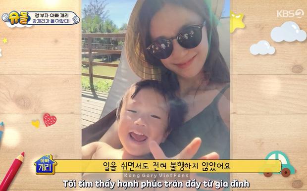 Fan Monday Couple sướng rơn khi lần đầu tiên sau 3 năm, Kang Gary gọi tên Song Ji Hyo trên show thực tế! - Ảnh 5.