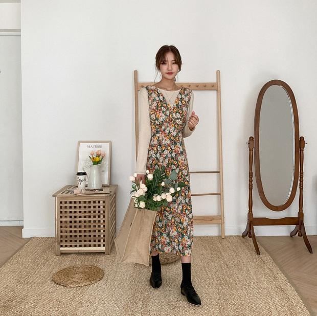 3 kiểu váy hoa xinh xắn quá mức quy định con gái Sài thành nên sắm ngay để còn chụp hình sống ảo - Ảnh 5.