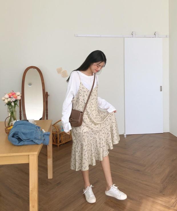 3 kiểu váy hoa xinh xắn quá mức quy định con gái Sài thành nên sắm ngay để còn chụp hình sống ảo - Ảnh 6.