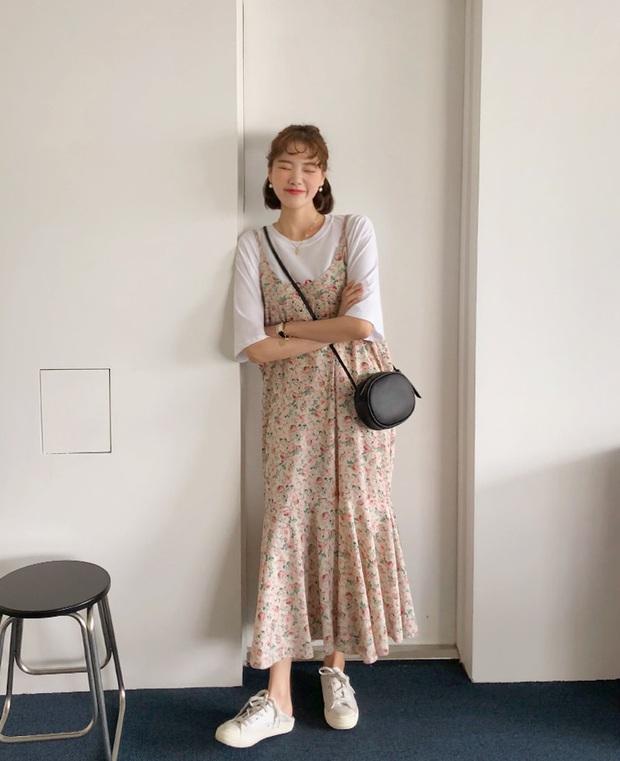3 kiểu váy hoa xinh xắn quá mức quy định con gái Sài thành nên sắm ngay để còn chụp hình sống ảo - Ảnh 7.