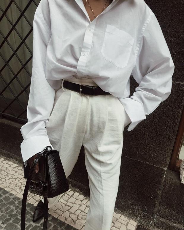 Lời khuyên từ chuyên gia thời trang: Chưa cần sắm hàng hiệu đắt đỏ, 4 item này vẫn giúp điểm sang chảnh của bạn tăng vù vù - Ảnh 7.