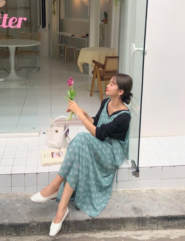 3 kiểu váy hoa xinh xắn quá mức quy định con gái Sài thành nên sắm ngay để còn chụp hình sống ảo - Ảnh 8.