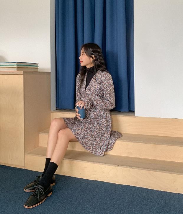 3 kiểu váy hoa xinh xắn quá mức quy định con gái Sài thành nên sắm ngay để còn chụp hình sống ảo - Ảnh 9.