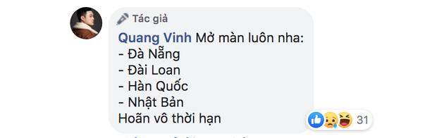 Quang Vinh huỷ một loạt vé máy bay đi du lịch vì corona, Dương Khắc Linh cũng không kém phần long trọng vì huỷ hẳn chuyến đi Úc và Mỹ - Ảnh 2.