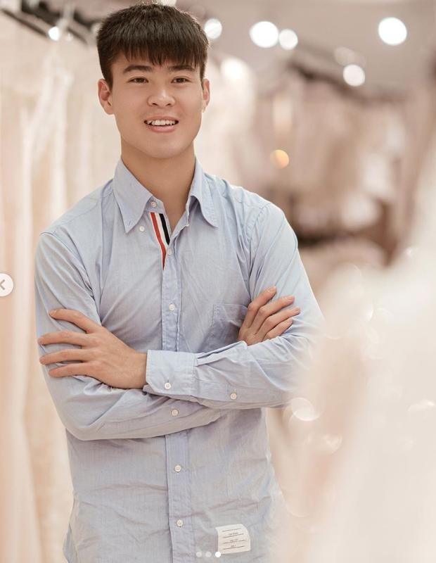 Quỳnh Anh chính thức tung mẫu váy cưới đẹp nhất trong đời, mặc vào khiến Duy Mạnh mê mẩn ngắm nhìn - Ảnh 3.