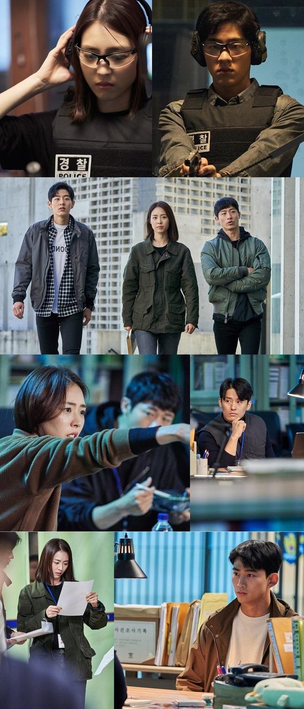 The Game Towards Zero: Phim trinh thám bánh cuốn, Taecyeon đẹp hút hồn nhưng Lee Yeon Hee vẫn đơ như tượng - Ảnh 4.