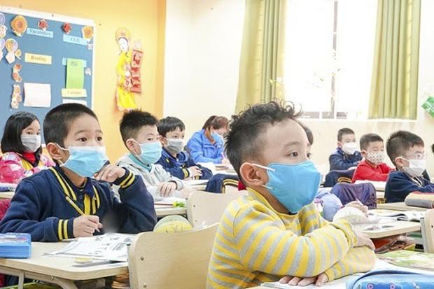 Bộ GDĐT hướng dẫn chuẩn bị khi học sinh trở lại trường sau khi nghỉ học phòng, chống dịch bệnh nCoV - Ảnh 1.