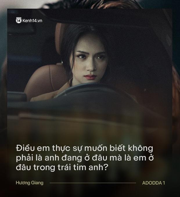 4 câu thoại tạo viral ở series #ADODDA của Hương Giang, hội tiểu tam - sở khanh nghe xong phải giật mình - Ảnh 1.
