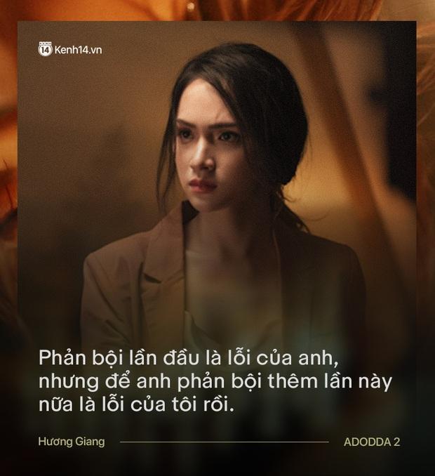 4 câu thoại tạo viral ở series #ADODDA của Hương Giang, hội tiểu tam - sở khanh nghe xong phải giật mình - Ảnh 2.