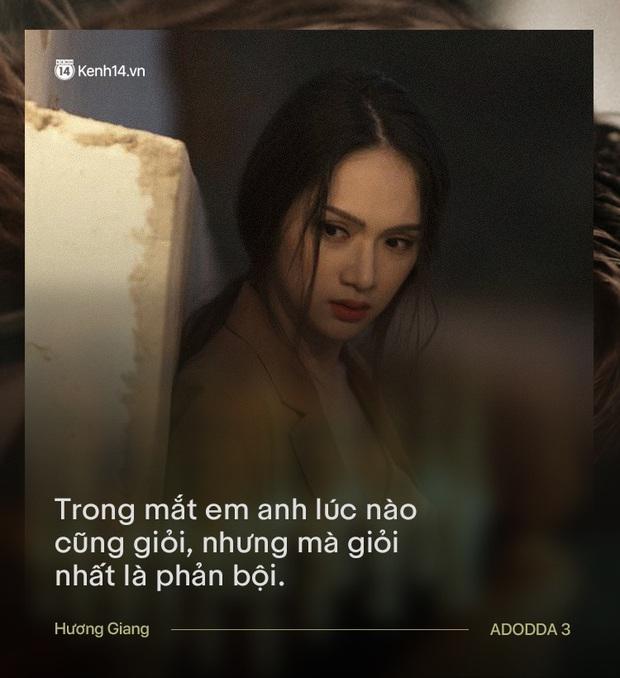 4 câu thoại tạo viral ở series #ADODDA của Hương Giang, hội tiểu tam - sở khanh nghe xong phải giật mình - Ảnh 5.
