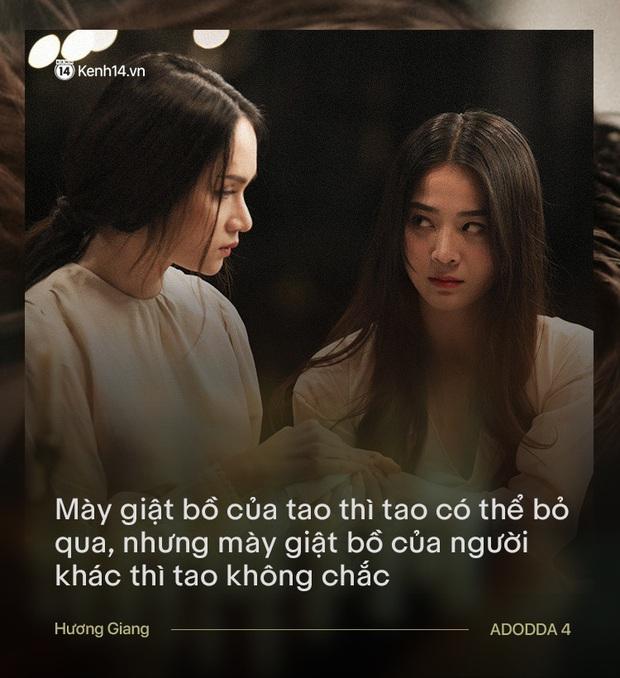 4 câu thoại tạo viral ở series #ADODDA của Hương Giang, hội tiểu tam - sở khanh nghe xong phải giật mình - Ảnh 8.