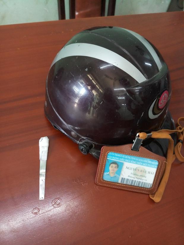Kẻ chuyên mở cốp xe nhân viên cơ quan nhà nước để trộm cắp ở Sài Gòn - Ảnh 2.