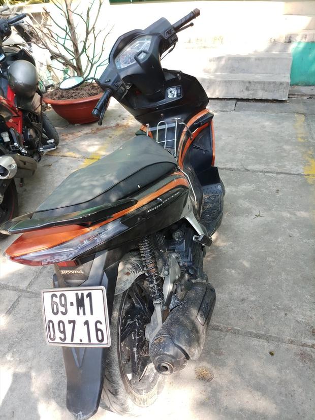 Kẻ chuyên mở cốp xe nhân viên cơ quan nhà nước để trộm cắp ở Sài Gòn - Ảnh 3.