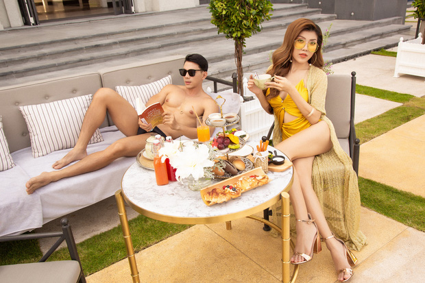 MV mới của Trang Pháp bị Youtube gắn nhãn 18+ với hình ảnh người mẫu nam khỏa thân 100% gây sốc - Ảnh 2.