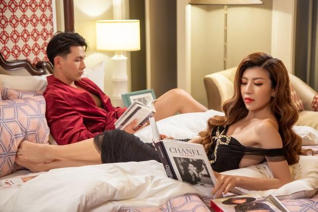 MV mới của Trang Pháp bị Youtube gắn nhãn 18+ với hình ảnh người mẫu nam khỏa thân 100% gây sốc - Ảnh 4.