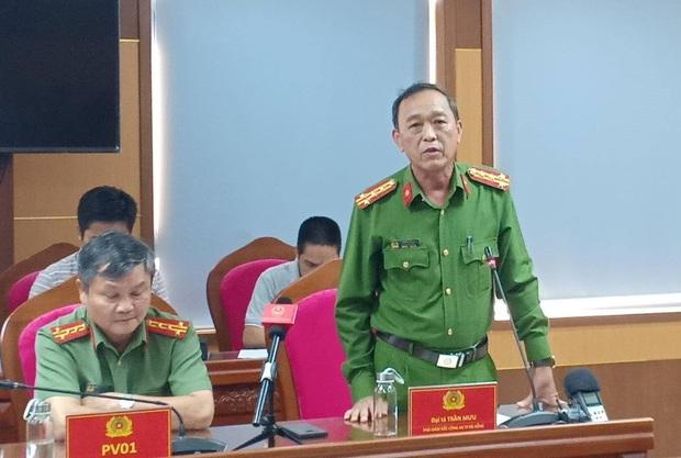 PGĐ Công an Đà Nẵng kể lại hành trình truy bắt nghi phạm chặt xác cô gái rồi phi tang xác xuống sông Hàn - Ảnh 3.