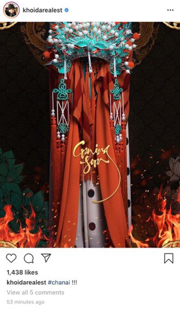 Denis Đặng tung tấm poster bí ẩn được đồn đoán là Tự Tâm 3, sẽ kết hợp với rapper Khói nhưng có cả váy của Hương Giang xuất hiện? - Ảnh 5.