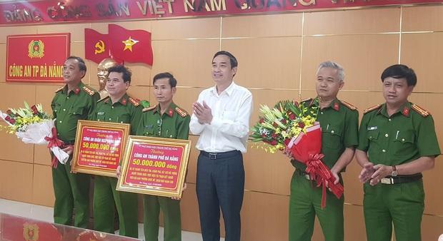 PGĐ Công an Đà Nẵng kể lại hành trình truy bắt nghi phạm chặt xác cô gái rồi phi tang xác xuống sông Hàn - Ảnh 1.